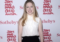A Funny (& Fake) Take on the Future of Chelsea Clinton's Baby