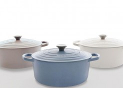Le Creuset Introduces the Matte Collection, and We're Drooling
