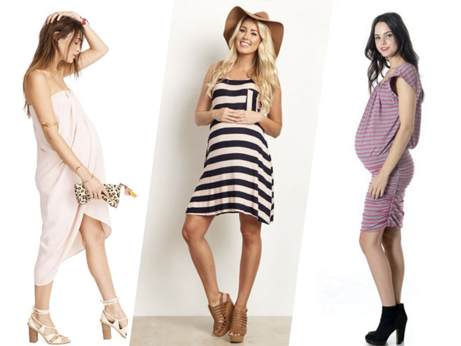 11 Seriously Cute Maternity Dresses For Summer & Spring Break ...