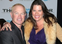 Neal McDonough & Wife Welcome Fifth Child