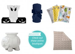 Baby Registry: Online Boutiques You HAVE TO Know About