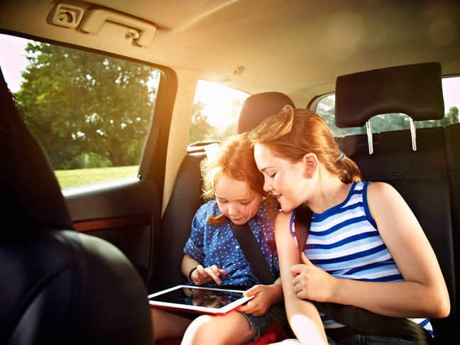 Top 10 Tips for Travelling With Young Kids