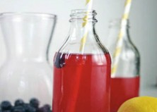 Blueberry Lemonade Recipe for the Fourth of July
