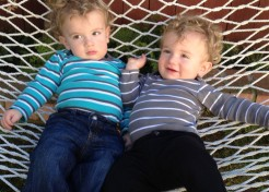 7 Ways Having Twins Makes Life Easier
