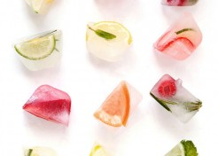 22 Ways to Punch Up Ice Cubes