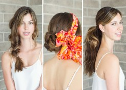 5 Summer Hairstyle How-Tos for Busy Moms