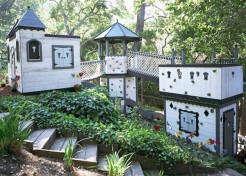 Crazy-Cool Playhouses Your Kids Would Flip For
