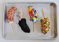 Playing With Food: Fun and Healthy After School Snacks for Kids