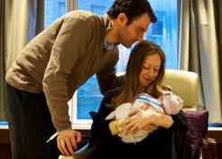 Chelsea Clinton & Marc Mezvinsky Welcome Baby Girl