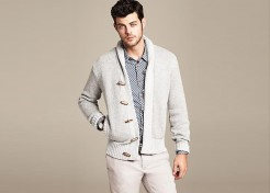 Fall Dad Style: Grandpa Sweaters & Cardigans