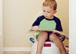 5 Things That Shocked Me About Potty Training