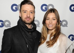 PHOTO: Justin Timberlake & Jessica Biel Share First Photo of Son Silas