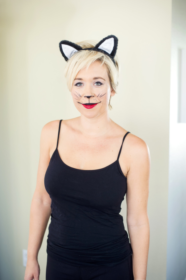 3 Incredibly Easy Halloween Makeup Ideas For Moms