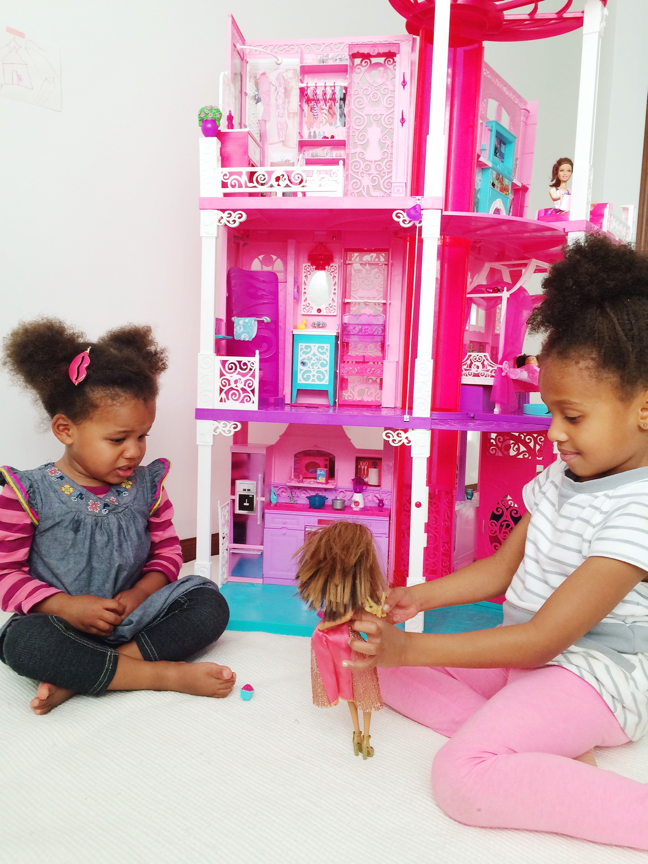 movie making with Barbie Dreamhouse | Shauna Younge for Momtastic
