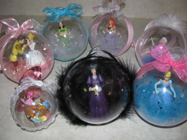 cinderella-bubble-ornaments