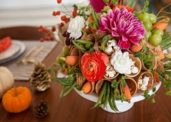 31 Clever Thanksgiving Table Decorations That'll Impress Your Guests