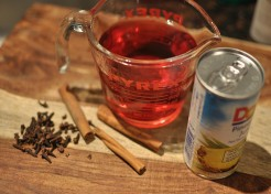 Mulled Cranberry Punch Recipe