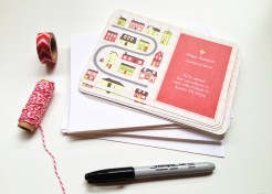 Double Duty: Clever Ways to Add Announcements into Your Holiday Cards