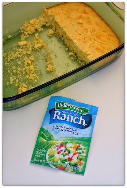 ranch cornbread stuffing 1