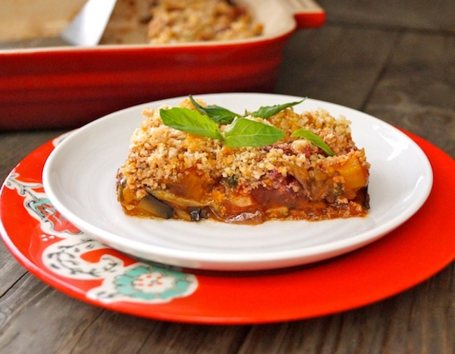 Make Ahead Skinny Vegan Lasagna