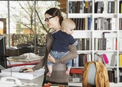 5 Ways Your Day Is the Same, Whether You're a SAHM or a Working Mom