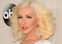 Christina Aguilera Shares First Photo of Her Baby Girl