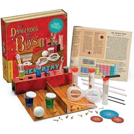 dangerous boys lab kit