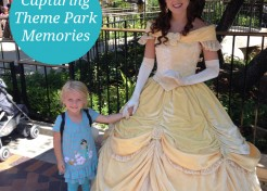 The Best Way to Capture Memories of Your Theme Park Vacations