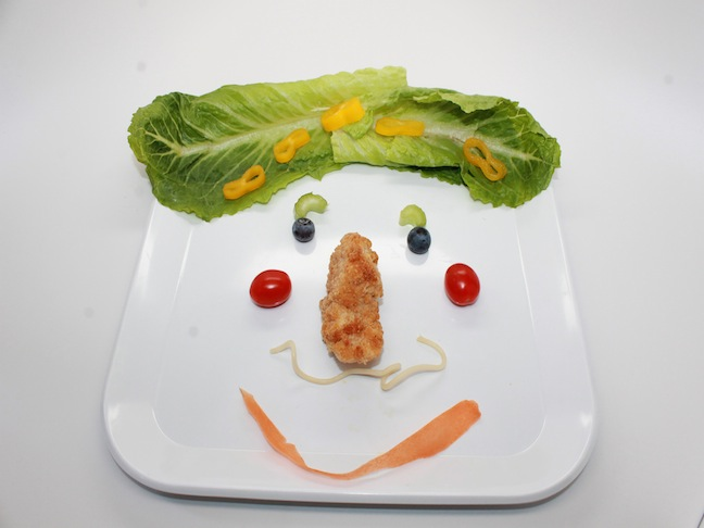Funny Food Face1