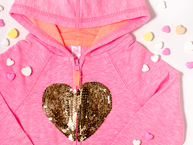 diy-sequin-heart-hoodie-for-kids