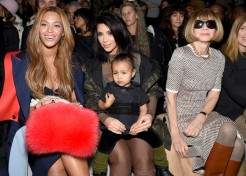 PIC: North West Throws Epic Tantrum at NY Fashion Week