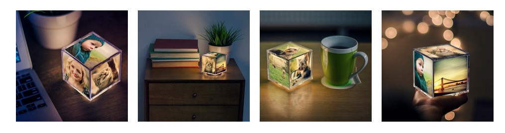 Cubee Photo Cube