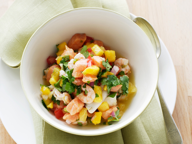 The Bright Flavors of Florida: Mixed Ceviche Recipe