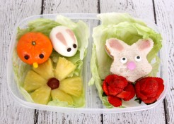 Easter Bento Lunch Box Recipe