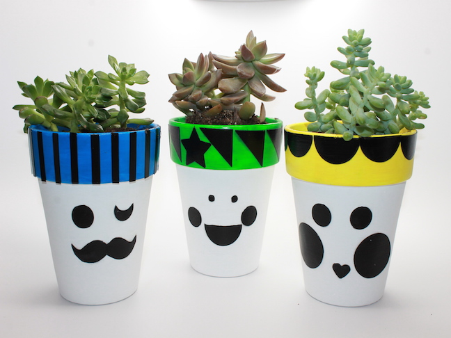 final 4 -DIY Flowerpot Family Craft Project