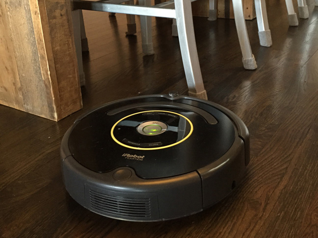 My Irobot Roomba Robot Vacuum A Love Hate Relationship