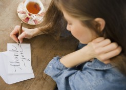Be Honest: Your Kid Did Not Write That Thank You Note