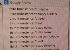 third trimester google search crop