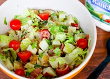 Ranch BLT Potato Salad Recipe