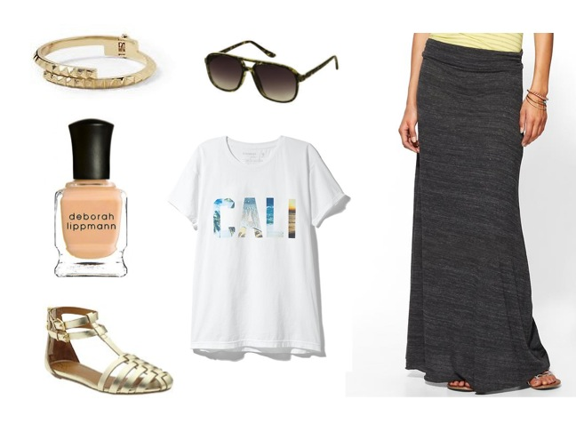 Mom Style How To: Chic Spring Graphic Tees