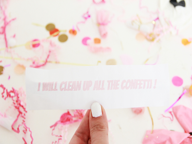 cleanupconfettisign