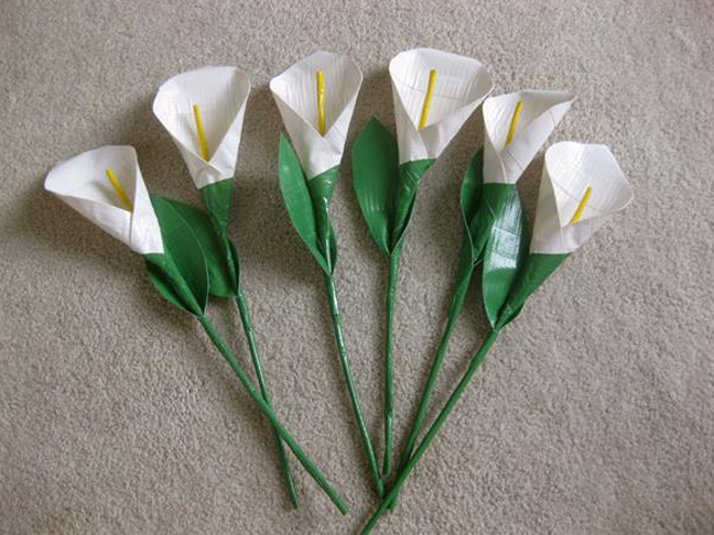duct-tape-lilies