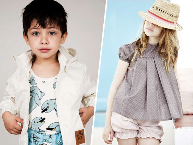 25 European Kids Clothing Brands That Will Have You Saying Oui Oui