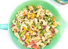 Ranch Summer Pasta Salad Recipe