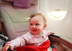 How to Fly with Your Baby (& Stay Sane)