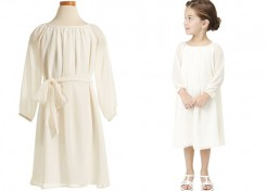 Beautiful Communion Dresses That Won't Make Your Kid Look Like a Cupcake