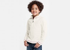 Transitional Weather Pullovers & Coats for Boys