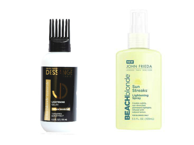 Jacques Dessange John Frieda Beach Blonde Final
