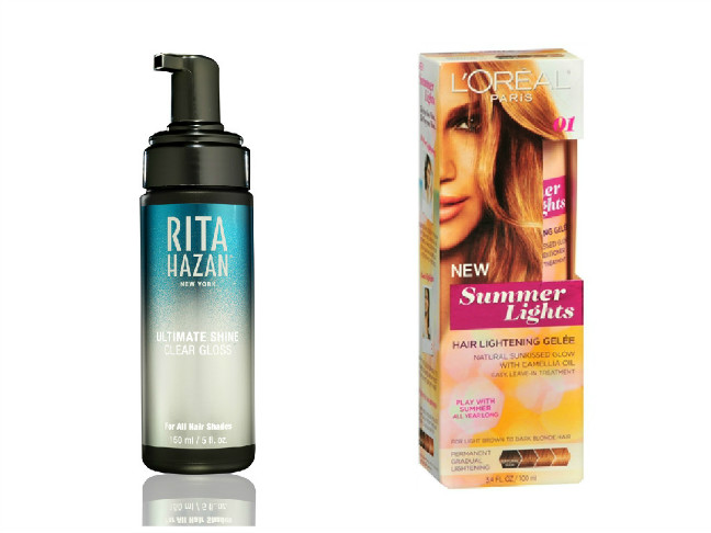Riza Hazan and L'Oreal Summer Lights Final