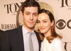 Leighton Meester & Adam Brody Are Expecting Baby #1